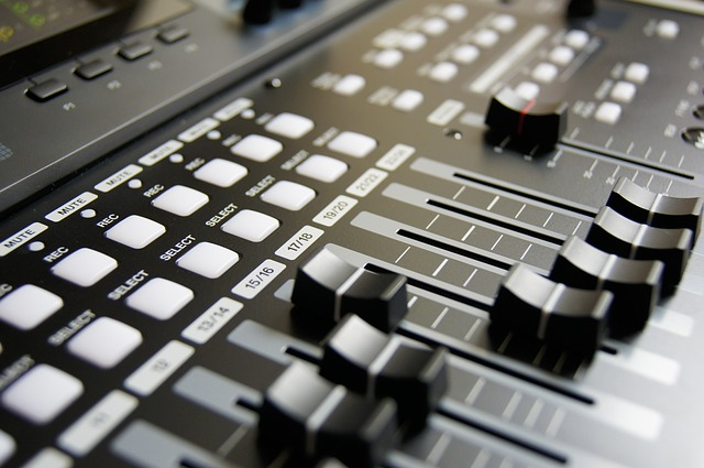 Recording Mix Master